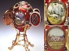 marjorie post faberge egg | Catalogue of Faberge Eggs (I).