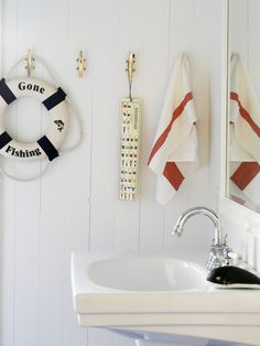 Best Nautical Themed Bathrooms Images On Pinterest Nautical - Boat themed bathroom