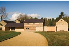 Watergate Farm, North Oxfordshire by James Gorst Architects