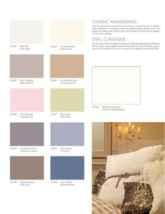 """""""classic awakening"""" for those who appreciate a softer pallet  www.dreamhometeam.ca"""
