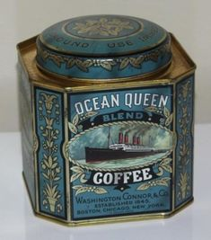 Ocean Queen Coffee