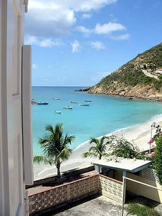 House on the Beach in St Barth