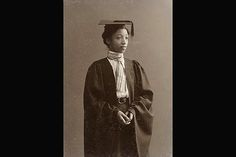 Alberta Virginia Scott was the first African-American graduate of Radcliffe (1898).