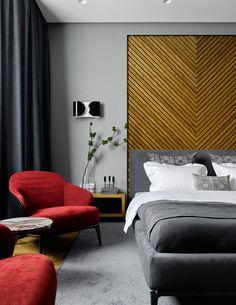 〚 Элегантный бело-серый интерьер с обилием дерева в Москве 〛 ◾ Фото ◾ Идеи◾ Дизайн Gray Interior, Decorating Tips, Couch, Elegant, Grey, Wood, Furniture, Abundance, Design