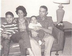 Merriel Shelton's (Snafu) family.