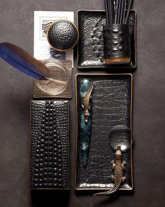 Crocodile Collection by L'Objet - Brittfurn Stockholm