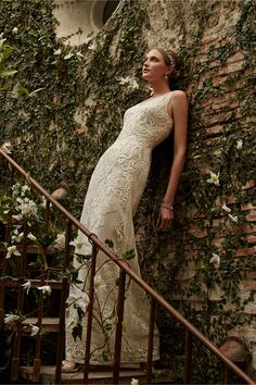 Alhambra Wedding Gown from @BHLDN