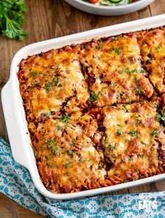 Pasta And Mince Recipes, Mince Pasta Bake, Bolognese Pasta Bake, Baked Pasta Recipes, Cooking Recipes, Healthy Recipes, Healthy Minced Beef Recipes, Free Recipes, Healthy Food