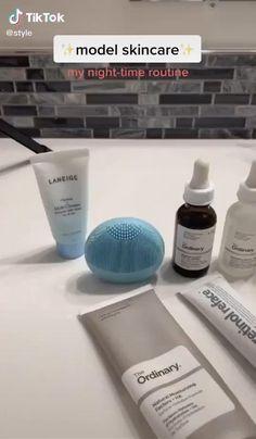 Clear Skin Face, Face Skin Care, Diy Skin Care, Skin Care Tips, Skin Tips, Skin Care Regimen, Skin Care Routine Steps, Skin Routine, Skincare Routine