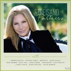 Barbra Streisand - Partners - 2014