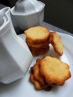 Butterkekse (OHNE Gluten, Zucker, Nüsse)