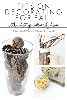 How to Update Your Decor for Fall on a Budget