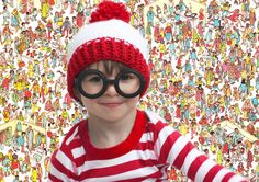 Where's Waldo? - 15 Amazing DIY Halloween Costumes for Kids - ParentMap