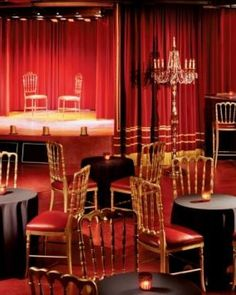 Faena Hotel and Universe  ( Buenos Aires, Argentina )  A lively tango show at the hotel's El Caberet offers a glimpse into the city's dance culture. #Jetsetter