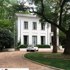 Great follow for homes in Charlotte @brysonathomas ・・・ The Edward Jenkins house…