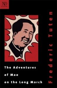 THE MARATHON READING OF THE ADVENTURES OF MAO ON THE LONG MARCH BY FREDERIC TUTEN Sunday Dec 4 @ the Jane hotel