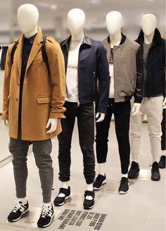 Discover your new season effortlessly cool wardrobe... #HarrodsMan (Lower Ground Floor)