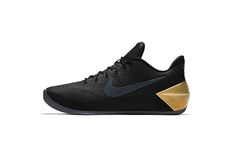 Nike Complements Kobe A. Launch With NIKEiD Customization: Customized life after Kobe. Casual Sneakers, All Black Sneakers, Casual Shoes, Shoes Sneakers, Sneakers Fashion, Basketball Shoes Kobe, Kobe Shoes, Nike Id, Nike Free Runners