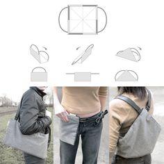 origami bag - Cerca con Google