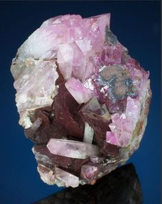 Adamite & rare Lothameyerite - Ojuela Mine, Durango, Mexico / Mineral Friends <3