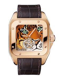 #chronowatchco Cartier tiger watch