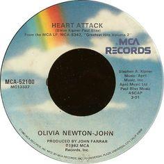 Olivia Newton-John Heart Attack