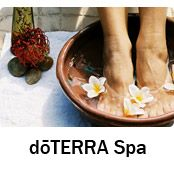 With doTERRA spa products, I can soothe and pamper myself while providing my body with the essential oils it needs!