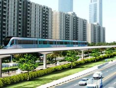 Getting Around Dubai City - Metro By Lek Boonlert and Lek Nittaya  The Dubai City is most likely among one of the most preferred methods beyond taxis for getting to and fro within the city, whether it is to your Dubai lodging from the airport terminal,