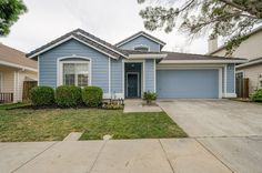 356 Trenton Circle, Pleasanton, CA 94566 (MLS#40702790) Status: Active  $719,000.  Bedrooms: 3, Bathrooms: 4, Home size: 1,075 sq ft, Lot Size: 3,600 sq ft.