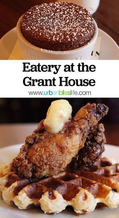 Where to Eat in Vancouver, Washington: Eatery at the Grant House restaurant review on UrbanBlissLife.com #restaurant #portland #pdx #vancouverwa #restaurantreview #foodblog #brunch