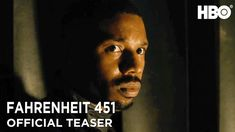 "Fahrenheit 451 (2018) Official Teaser ft. Michael B. Jordan & Michael Shannon | Fahrenheit 451 is based on Ray Bradbury's classic novel. In a future where the media is an opiate, history is rewritten and ""firemen"" burn books, Jordan plays Guy Montag, a young fireman who struggles with his role as law enforcer and with his ""mentor"", played by Shannon."