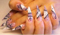 #Indian nail art design