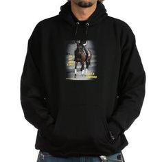 Its Not Just A Sport. - Horse Listening Hoodie > It's Not Just A Sport... > Horse Listening (medium, black)