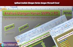 [File Pendidikan] Aplikasi untuk Analisis Ulangan Harian Siswa menggunakan Microsoft Excel