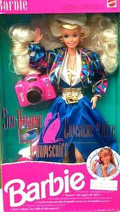 Barbie - Sea Holiday Barbie, 1990s I always wanted this one