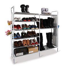 Do you think I should buy it? Recycling Storage, Storage Organization, Organizing Ideas, Metal Shoe Rack, Cheap Storage, Buying Wholesale, Furla, Decoration, The Row