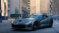 The passion to push, test & refine. Watch Dodge #Viper: DNA