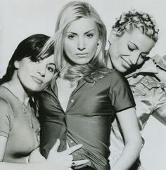 Greta y los Garbos ©Miguel Oriola. TENDENCIAS. Abril 1996