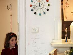 vitra ball clock  designer furniture  contemporary furniture