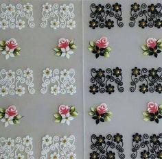 Resultado de imagem para adesivos de unhas