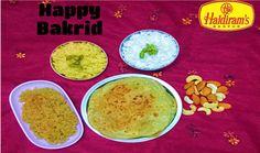 Wish you all Happy Bakrid..Enjoy this day with full of joyness and haldiram products. #Haldiram #Sweets #Namkeen #Dryfruits
