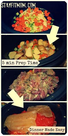Great idea for a healthy, easy dinner!