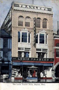 The Louis Traxler Store, Dayton, Ohio