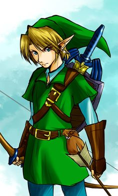 This is why my oldest is named Link