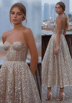 Gala Dresses, A Line Prom Dresses, Tea Length Dresses, Homecoming Dresses, Fancy Prom Dresses, Best Party Dresses, Vintage Party Dresses, Backless Prom Dresses, Dress Prom