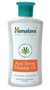 Himalaya Herbals Anti-Stress Massage Oil