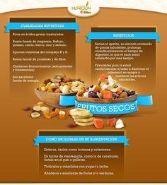 nutrición frutos secos