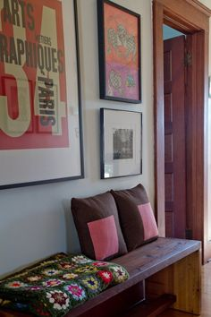 Annette + Gustavo's 100 Year Old Hollywood Craftsman Home