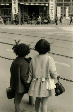 1955. Kansuke Yamamoto. ©Toshio Yamamoto.                                                                                                                                                                                 もっと見る