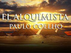 EL ALQUIMISTA - Paulo Coelho (AUDIOLIBRO)